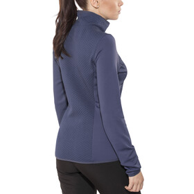 Columbia Roffe Ridge Full-Zip Fleece Jacket Damen nocturnal